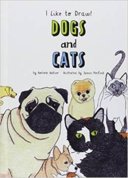 Download Dogs & Cats (i Like To Draw!)