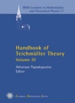 Handbook Of Teichmüller Theory: Volume Iii