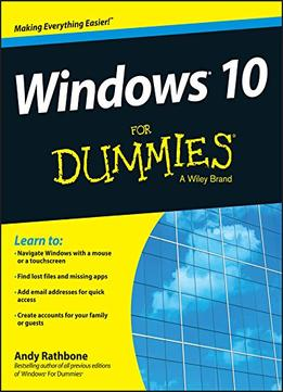 Download Windows 10 For Dummies