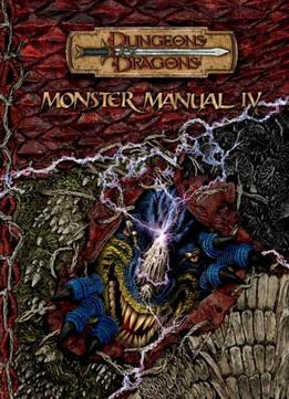 Download Monster Manual Iv (dungeons & Dragons)