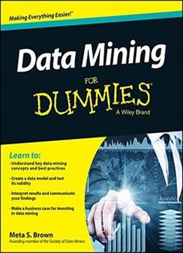 Download ebook Data Mining For Dummies