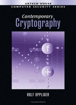 Download ebook Contemporary Cryptography
