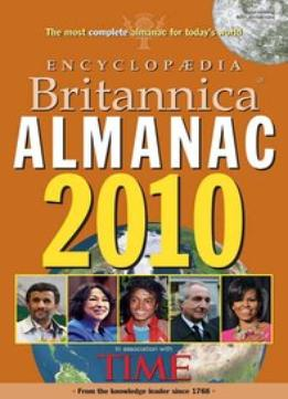 Download ebook Encyclopaedia Britannica 2010 Almanac