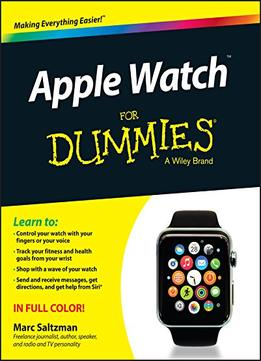 Download Apple Watch For Dummies