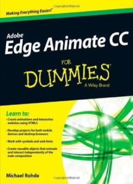 Download ebook Adobe Edge Animate Cc For Dummies