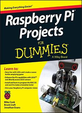 Download Raspberry Pi Projects For Dummies