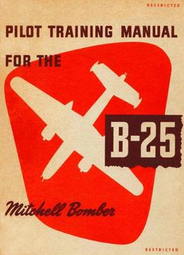 Download Pilot Training Manual For The B-25