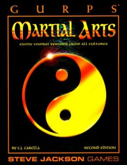 Download GURPS Martial Arts: Exotic Combat Systems from All Cultures