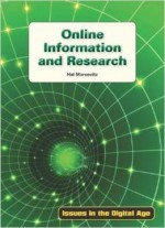 Online Information And Research (issues In The Digital Age) By Hal Marcovitz