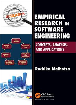 Download ebook Empirical Research In Software Engineering: Concepts, Analysis, & Applications