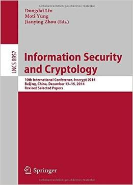Download ebook Information Security & Cryptology