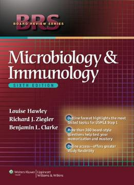 Download ebook Microbiology & Immunology (6th Edition)