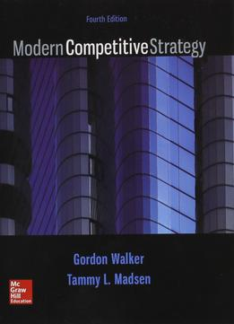 Download ebook Modern Competitive Strategy