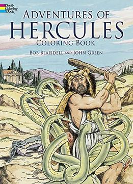 Download Adventures Of Hercules Coloring Book: Colouring Book