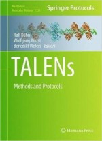 Talens: Methods And Protocols