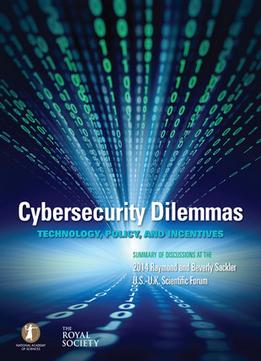 Download Cybersecurity Dilemmas: Technology, Policy, & Incentives