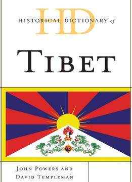 Download Historical Dictionary Of Tibet