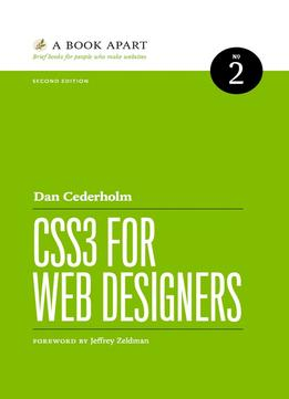 Download ebook Css3 For Web Designers, 2nd Edition