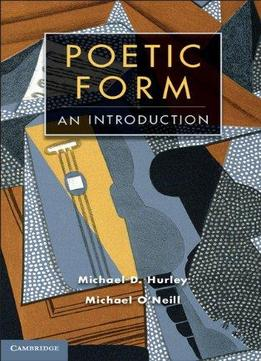 Download ebook Poetic Form: An Introduction
