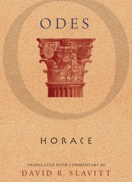 Download Odes (wisconsin Studies In Classics)
