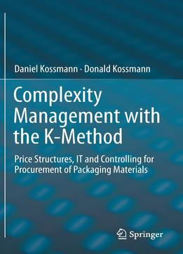 Download Complexity Management With The K-method