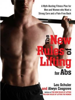 Download ebook The New Rules of Lifting for Abs