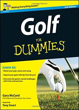 Download Golf For Dummies, 2nd Uk Edition