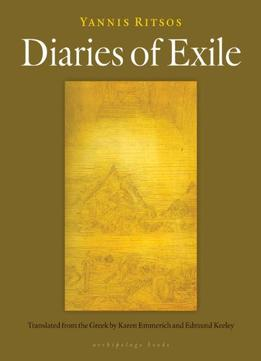 Download ebook Diaries Of Exile