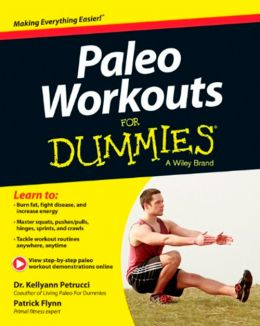 Download ebook Paleo Workouts For Dummies