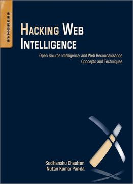 Download Hacking Web Intelligence