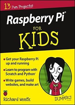 Download Raspberry Pi For Kids For Dummies