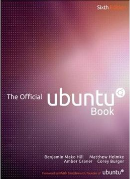 Download The Official Ubuntu Book (6th Edition)