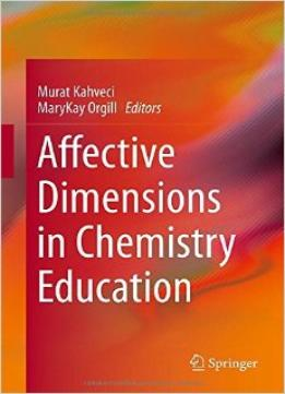 Download ebook Affective Dimensions In Chemistry Education