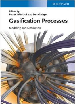 Download ebook Gasification Processes: Modeling & Simulation