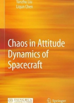 Download ebook Chaos In Attitude Dynamics Of Spacecraft