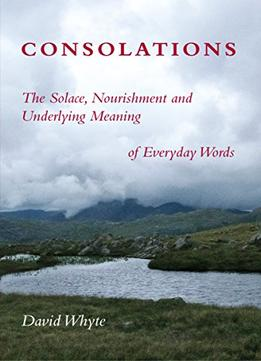 Download ebook Consolations: The Solace, Nourishment & Underlying Meaning Of Everyday Words