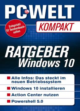 Download Ratgeber Windows 10 (pc-welt Kompakt 19)