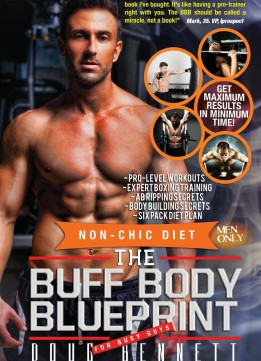 Download ebook The Buff Body Blueprint: Busy Guys Body Transformation Complete Diet & Fitness Plan