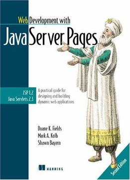 Download ebook Web Development With Javaserver Pages