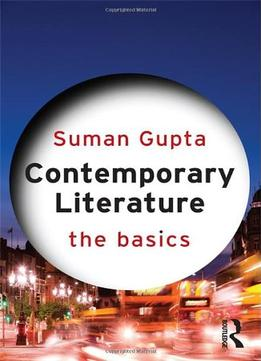 Download Contemporary Literature: The Basics