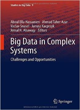 Download ebook Big Data In Complex Systems: Challenges & Opportunities