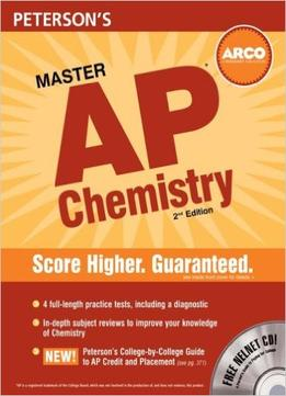 Download Master The Ap Chemistry, 2nd Edition