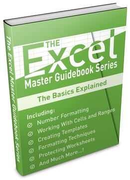 Download Learning The Basics Of Excel (the Excel Master Guidebook Series 2)
