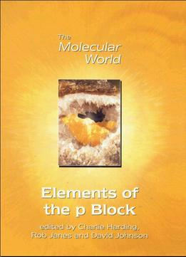 Download Elements Of The P Block