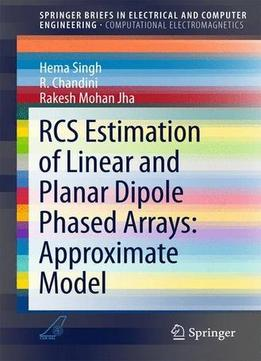 Download Rcs Estimation Of Linear & Planar Dipole Phased Arrays