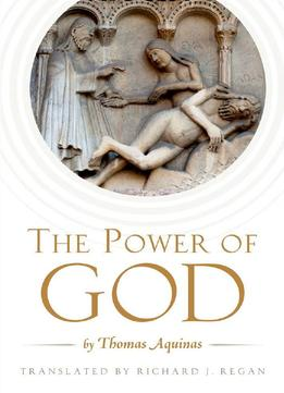 Download ebook The Power Of God: By Thomas Aquinas