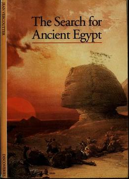Download The Search For Ancient Egypt