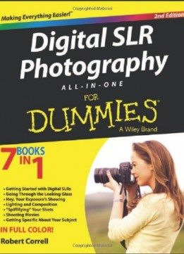 Download ebook Digital Slr Photography All-in-one For Dummies (2nd Edition)