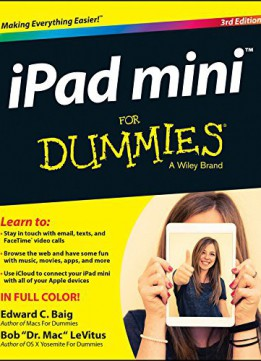 Download Ipad Mini For Dummies