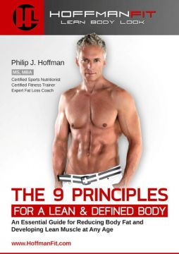 Download ebook The 9 Principles for a Lean & Defined Body